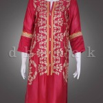 Casual Wear eid kurta by Dhanak