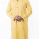 Yellow Eid 2015 Punjabi & Kabli Collection for men