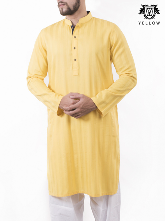 Yellow Eid Kurta Shalwar Punjabi Amp Kabli 2015 2016 For Men