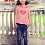Cute kidskids Jeans with Tops by Origins Kids fashion clothing for Eid ul azha