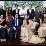 Actor Ahmad Ali Butt Wife Wedding Pictures (6)