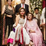 Actor Ahmad Ali Butt Wife Wedding Pictures (11)