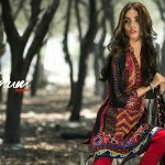Al-Zohaib Textile Anum & Monsoon Printed Cambric 2015