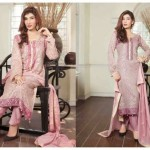 Criss Cross Banarsi Collection 2015 16 Dresses By Tawakkal Fabrics (1)