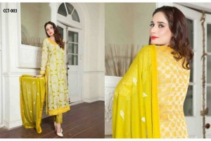 Criss Cross Banarsi Collection 2015 16 Dresses By Tawakkal Fabrics (3)