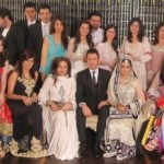 Pakistani Tv Host Nazia Malik Wedding Walima PIcs