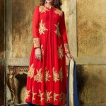 Indian Girls Best Anarkali Party Wear Collection