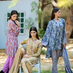 Ittehad Best Linen Fall Winter Dresses 2015 (1)
