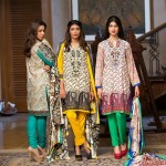 Ittehad Linen Collection 2015-16 For Fall-Winter Season (2)
