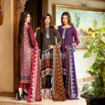 Ittehad Best Linen Fall Winter Dresses 2015 (8)