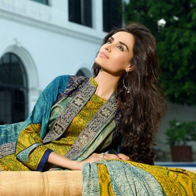 Ittehad Linen Collection 2015-16 For Fall-Winter (2)