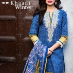 Khaadi New Winter Dresses Collection 2015 2016