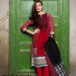 Khaadi Winter - Batik Prints Infused with Tribal Accents (2)