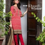 Khaadi Winter - Batik Prints Infused with Tribal Accents (8)