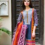 Khaadi Winter - Batik Prints Infused with Tribal Accents for women