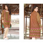Lakhany Silk Mills Winter Kurtis 2015-16 (1)