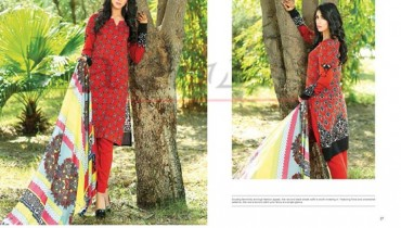 Lala Indonesian Printed Linen Vol. 1 2015 Collection (6)