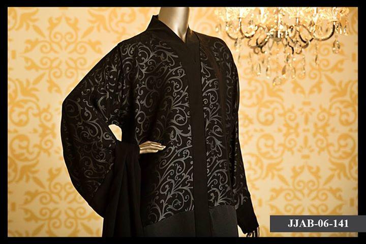 J.Junaid Jamshed Abaya J.J Abaya Collection