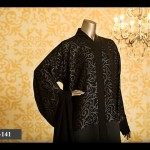 Latest J. Abaya (Burka) Design 2015-16 for Muslim Girls (11)
