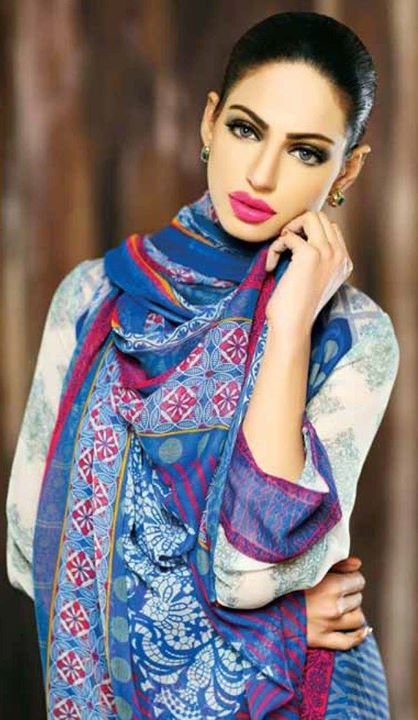 Libas Crinkle Collection 2015 by Shariq Textiles! (1)