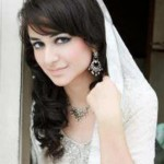 Pakistan model Yumna Zaidi wedding