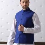 Pakistani Waistcoat with Shalwar Kameez for men (1)