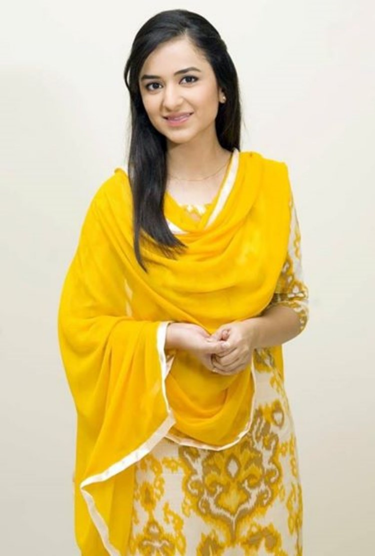 Yumna Zaidi Pakistani Tv Actress Profile Biography Pictures