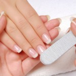 Manicure and pedicure tips
