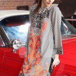 Nishat Linen Winter Pret cozy outfits 2015 For Women