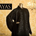 Latest J. Abaya (Burka) Design 2015-16 for Muslim Girls (12)