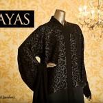 Latest J. Abaya (Burka) Design 2015-16 for Muslim Girls (12)