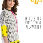 Ego Fall Winter Dresses Collection 2015 For Girls for Party wear