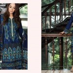 Firdous Paris Linen Dresses 2016 for Winter