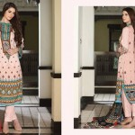 Firdous Paris Linen Winter Dresses 2016