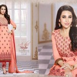 Karishma Kapoor Bollywood Anarkali Party Wear Dresses (1)