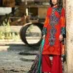 Colorful winter khaddar Dresses 2016 by Shariq textiles (10)