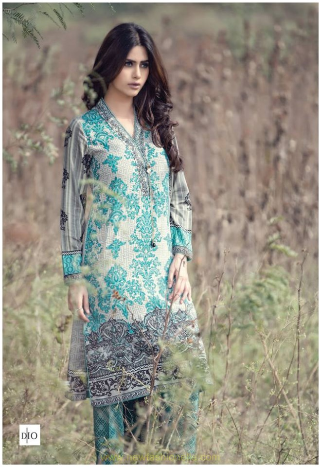 Latest linen collection by maria