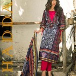 Latest Shariq Khaddar Collection 2015-2016 Winter Prints
