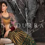 Latest Wedding Dresses Tena Durrani Collection 2015
