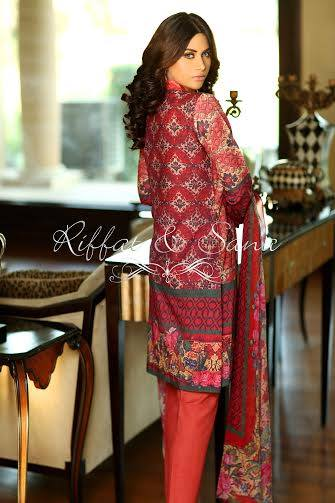 Winter Silk Karandi O Series 2015 by Sana Salman (Riffat & Sana) (7)