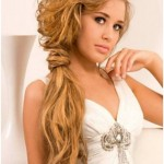 Prom Hairstyles for Girls With Medium Lengt