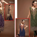 Ajwa Karandy Vol 1 Winter Dresses Collection 2016 (2)