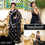 Amna Ismail Party wear dress 2016 for women