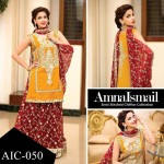 Amna Ismail Chiffon Collection 2016 for women (7)