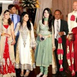 Complete Pictures of Maryam Nawaz Daughter Wedding (1)