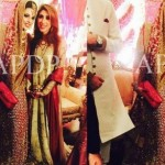 Maryam Nawaz Sharif's Daughter Wedding & Valima Pictures (3)