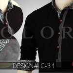 Exclusive Shalwar Kameez and Waist Coats by COLORS (4)