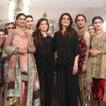 nickie nina dresses at telenor bridal couture week 2016