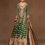 Stylish Dresses For Pakistani Girls at Fashion Week