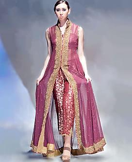 Party wear Pakistani Fashion Dress in budget